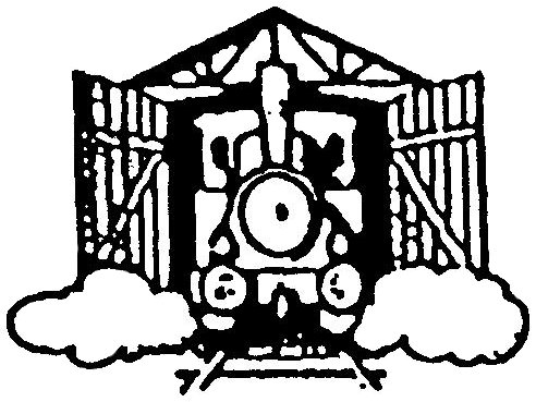 Anton Trains Logo