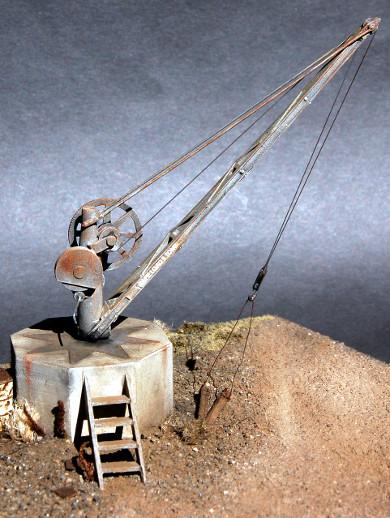 5t Yard Crane